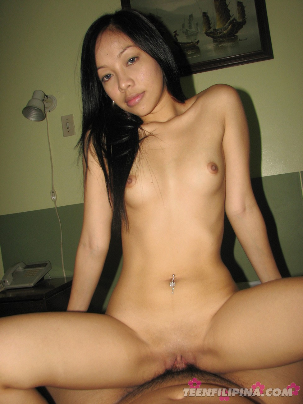 Small Breasted Girl In Action  Asian Porn Photos-8568